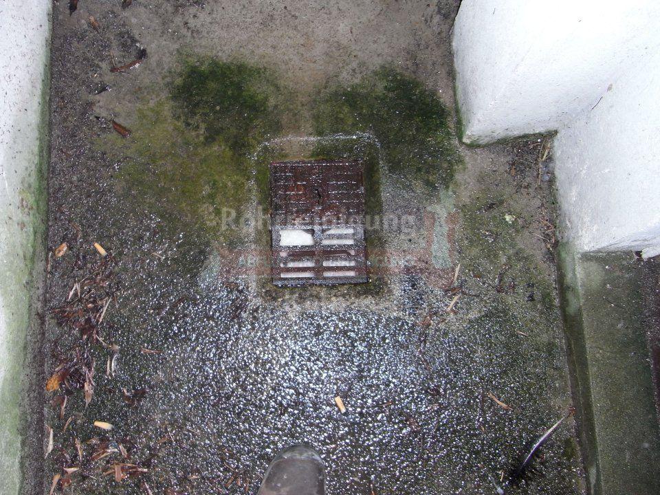 Abfluss in wand verstopft abfluss with abfluss in wand - Abflussrohr verstopft in der wand ...