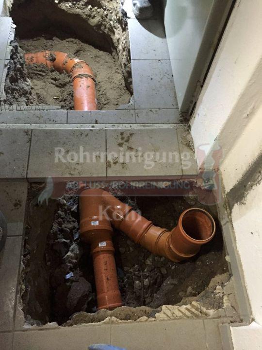 Häufig Grundleitung | Rohrreinigung Köln - Abflussreinigung Köln GV97